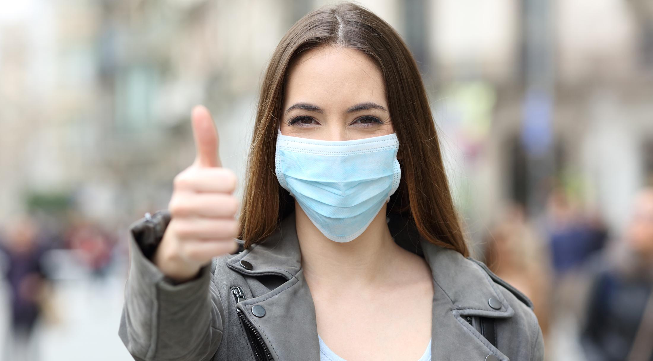6 conseils pour que le masque d'hygiène vous protège vraiment