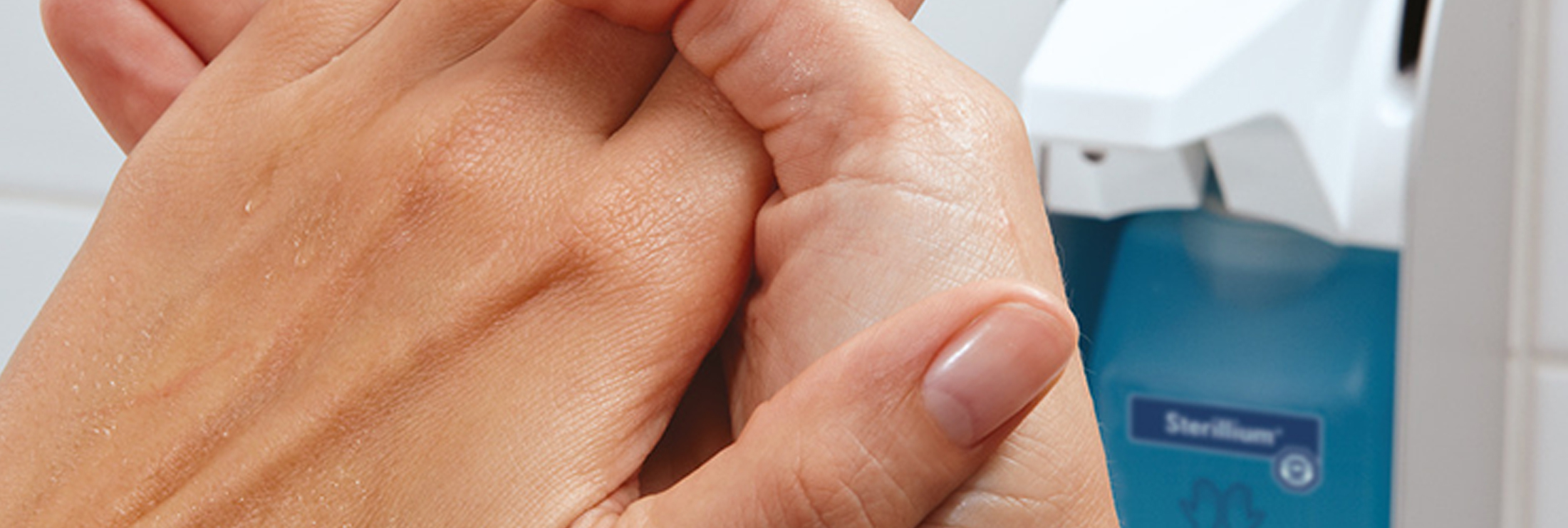 Sterillium<sup>®</sup>-Linie: Erfolgreiche und hautfreundliche Händedesinfektion