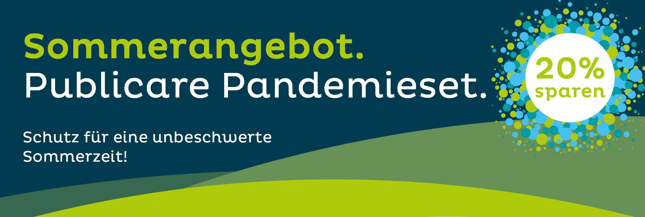 20% Rabatt auf das Pandemiesets