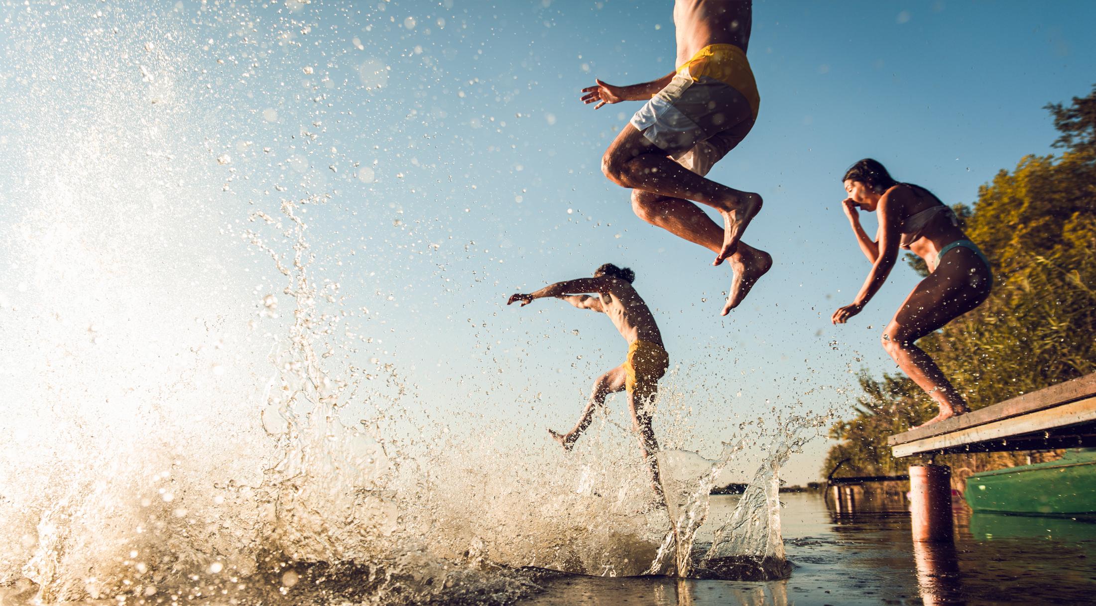 So geniessen Sie Ihren Sommer trotz Blasenschwäche